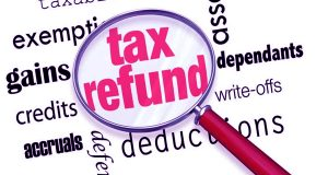 Consider Tax Refunds