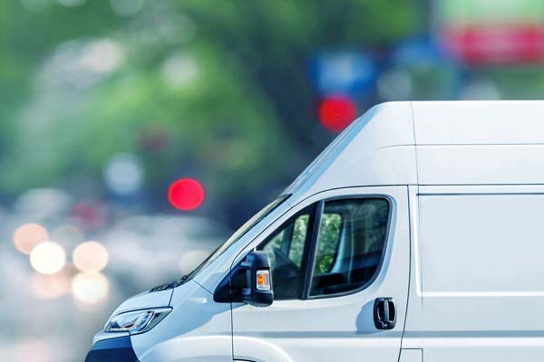 Use Insured Vans When Moving House