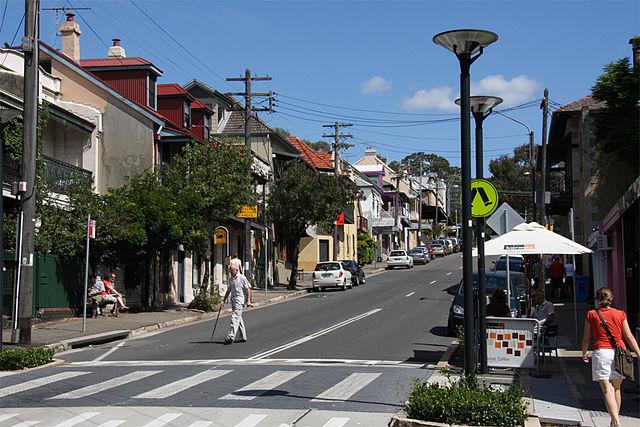 Balmain-Darling-Street