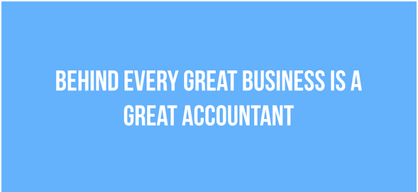 Tax Accounting Service and an Accountant