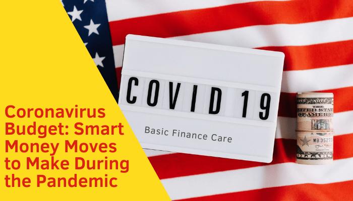 Budgeting during Coronavirus pendamic